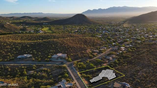 2093 S Starr Sky Drive #36, Tucson, AZ 85745 (#22126774) :: Luxury Group - Realty Executives Arizona Properties