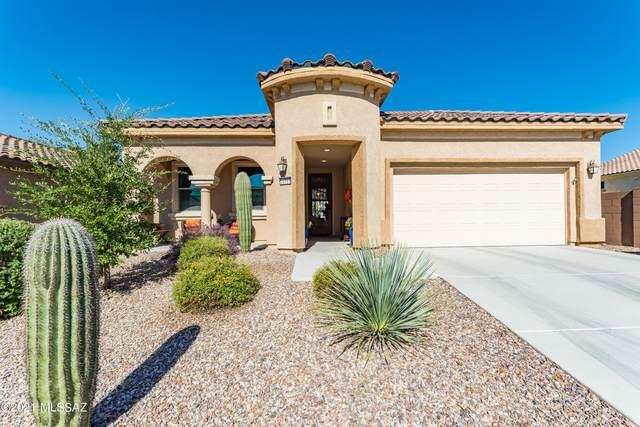 14011 N Bright Angel Trail, Marana, AZ 85658 (#22126778) :: Elite Home Advisors | Keller Williams