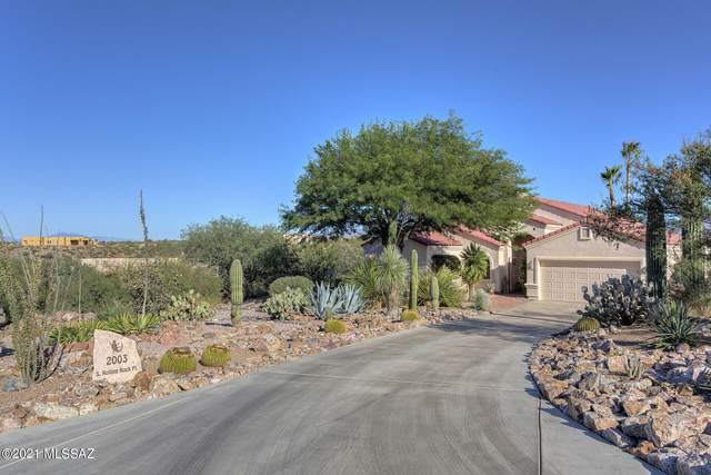 2003 S Rolling Rock Place, Green Valley, AZ 85614 (#22126779) :: Gateway Partners International