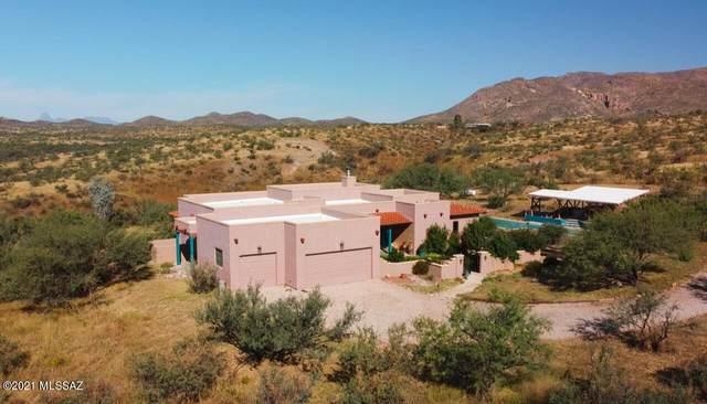 12800 W Arivaca Road W, Amado, AZ 85645 (MLS #22126781) :: The Luna Team