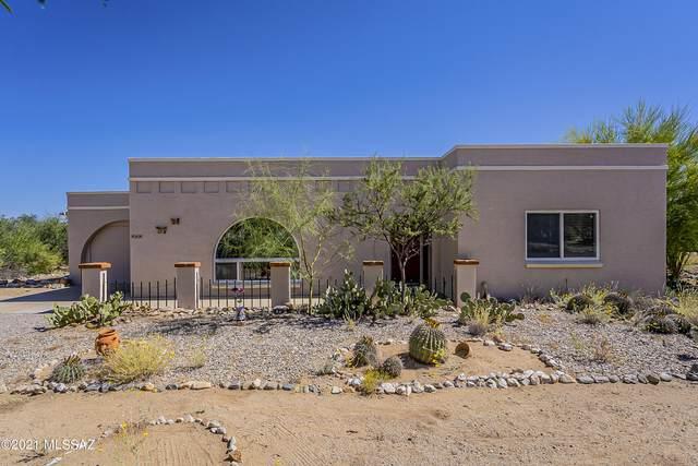 569 S Corpino De Pecho, Green Valley, AZ 85614 (#22126782) :: Gateway Partners International