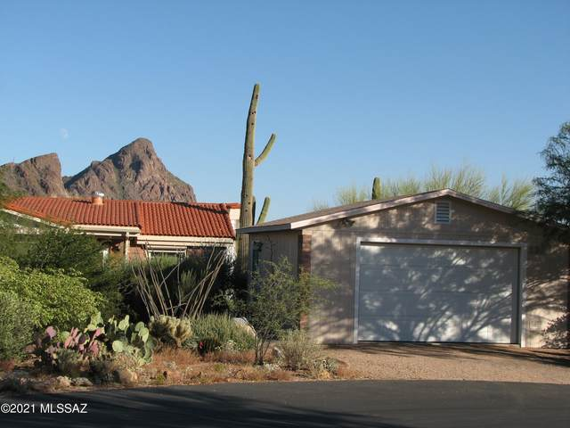 1921 S Tilting T Place, Tucson, AZ 85713 (MLS #22126783) :: The Property Partners at eXp Realty