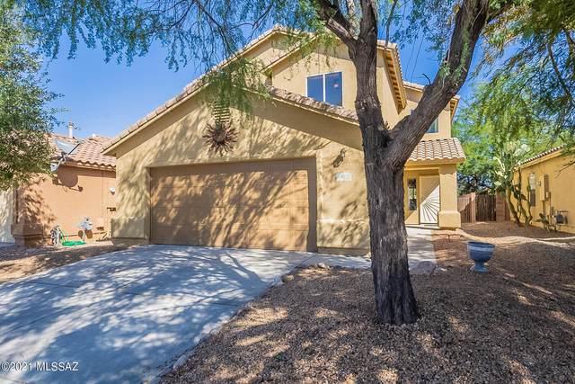 18451 S Bellflower Place, Green Valley, AZ 85614 (#22126797) :: Gateway Partners International