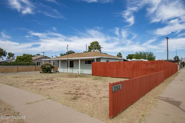 3763 E 25Th Street, Tucson, AZ 85713 (#22126801) :: Gateway Partners International