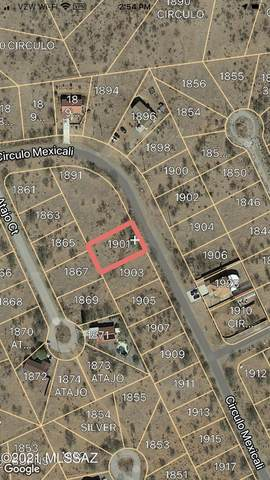 1901 Circulo Mexicali #13, Rio Rico, AZ 85648 (#22126804) :: Tucson Real Estate Group