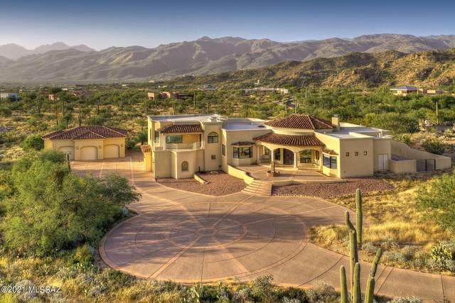 3701 N Camino Ojo De Agua, Tucson, AZ 85749 (#22126805) :: Elite Home Advisors | Keller Williams