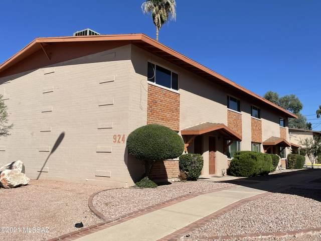 924 N Desert Avenue A, Tucson, AZ 85711 (#22126811) :: Gateway Partners International