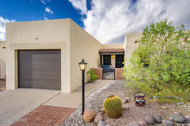 717 W Paseo Del Prado, Green Valley, AZ 85614 (#22126812) :: Gateway Partners International