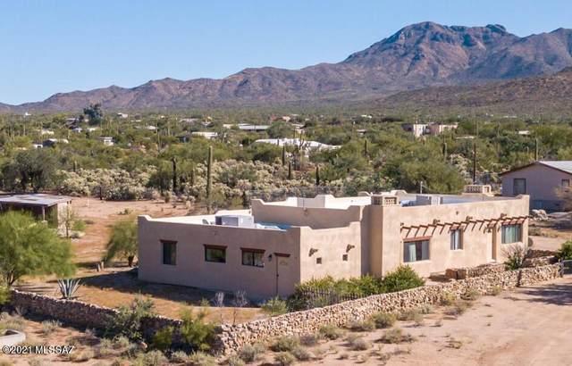 6140 N Van Ark Road, Tucson, AZ 85743 (#22126817) :: Long Realty - The Vallee Gold Team