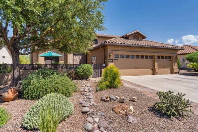 1965 E Wintergreen Drive, Green Valley, AZ 85614 (#22126821) :: Gateway Partners International