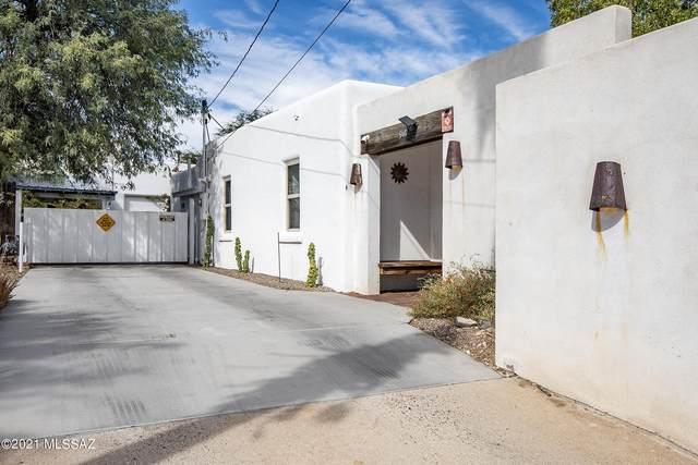 941 N Richey Boulevard, Tucson, AZ 85716 (#22126822) :: Luxury Group - Realty Executives Arizona Properties