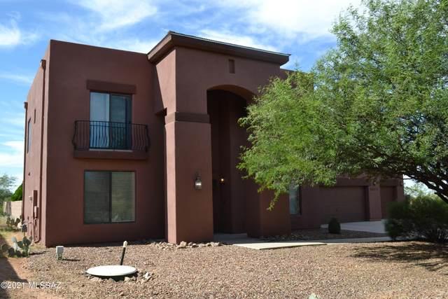 9924 S Placita De La Bondad, Vail, AZ 85641 (MLS #22126827) :: The Property Partners at eXp Realty