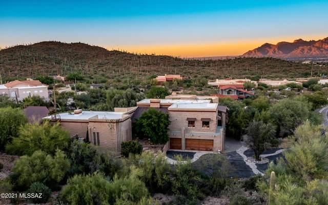 131 N Players Club Drive, Tucson, AZ 85745 (#22126831) :: Luxury Group - Realty Executives Arizona Properties