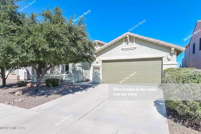 10024 N Blue Crossing Way, Tucson, AZ 85743 (#22126839) :: The Crown Team