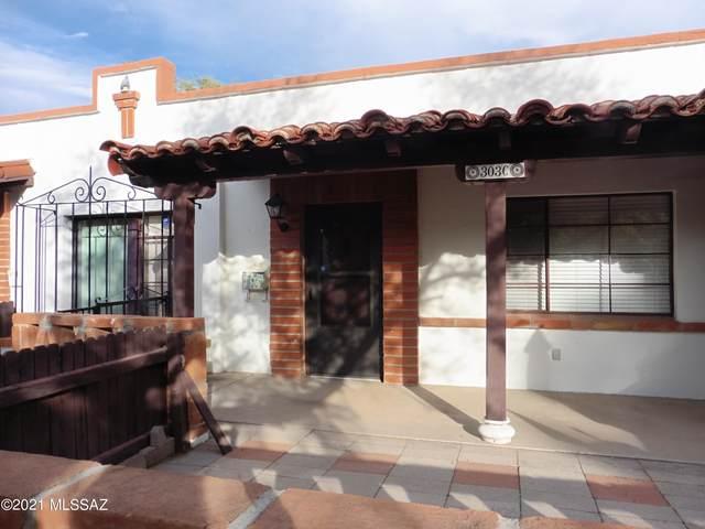303 S Paseo Cerro, Green Valley, AZ 85614 (#22126854) :: Kino Abrams brokered by Tierra Antigua Realty