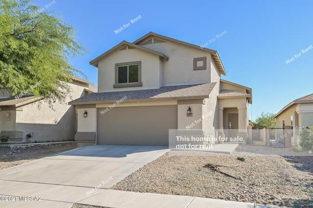 2439 W Rau River Road, Tucson, AZ 85705 (MLS #22126859) :: The Property Partners at eXp Realty