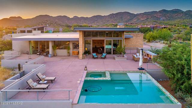 1055 W Tortolita Mountain Circle, Oro Valley, AZ 85755 (#22126860) :: The Local Real Estate Group   Realty Executives