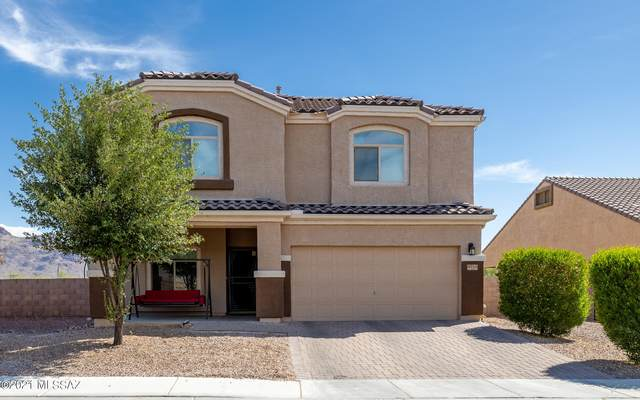 8755 W Cadwell Way, Marana, AZ 85653 (#22126861) :: Elite Home Advisors | Keller Williams