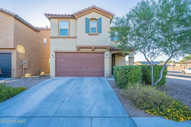 4986 S River Run Drive, Tucson, AZ 85746 (MLS #22126870) :: The Property Partners at eXp Realty