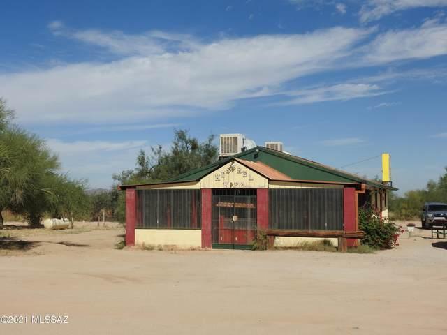 10390 S Sierrita Mountain Road, Tucson, AZ 85736 (#22126871) :: Long Realty - The Vallee Gold Team