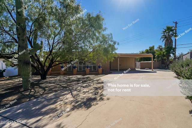 630 N Mann Circle, Tucson, AZ 85710 (#22126874) :: Long Realty - The Vallee Gold Team