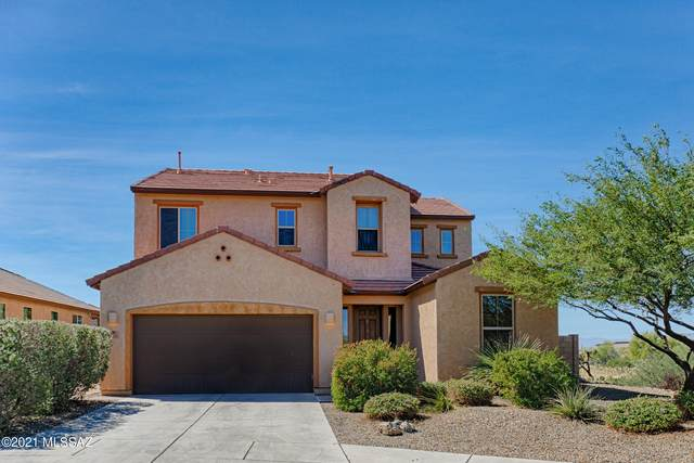 574 S Desert Haven Road, Vail, AZ 85641 (MLS #22126889) :: The Property Partners at eXp Realty