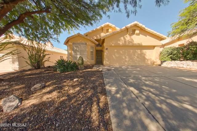 5169 N Whitehurst Place, Tucson, AZ 85750 (#22126908) :: Tucson Real Estate Group
