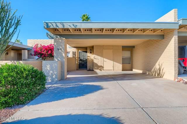 7863 E 3Rd Street, Tucson, AZ 85710 (#22126929) :: Long Realty - The Vallee Gold Team
