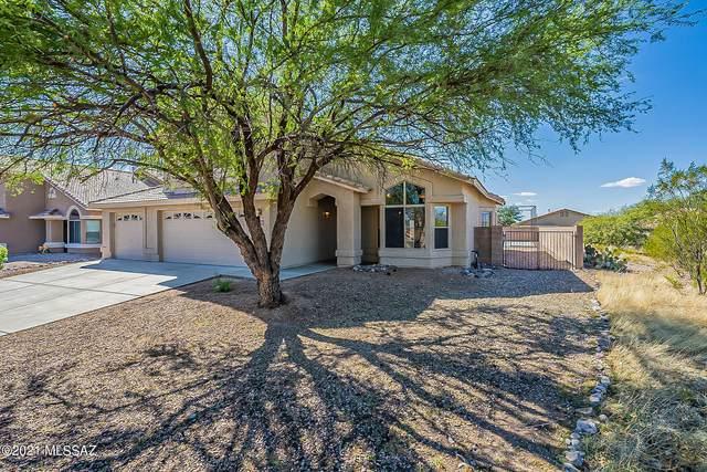 7450 S Sandbar Willow Place S, Tucson, AZ 85747 (MLS #22126943) :: The Property Partners at eXp Realty
