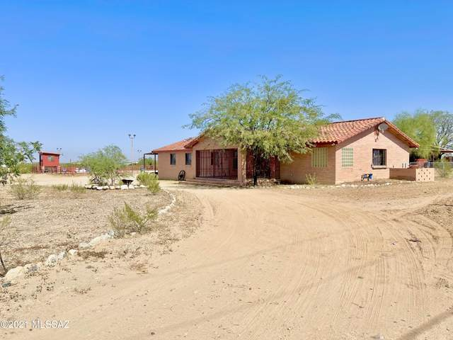 2162 W Three Kings Road, Vail, AZ 85641 (MLS #22126950) :: The Property Partners at eXp Realty