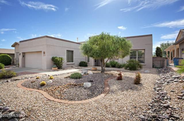 4707 S Piccadilly Drive, Green Valley, AZ 85622 (#22126957) :: Gateway Partners International