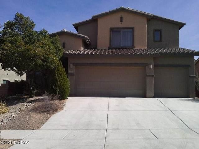 17549 S Indigo Crest, Vail, AZ 85641 (MLS #22126959) :: The Property Partners at eXp Realty