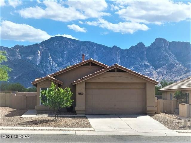13200 N Classic Overlook Court, Oro Valley, AZ 85755 (#22126965) :: Kino Abrams brokered by Tierra Antigua Realty