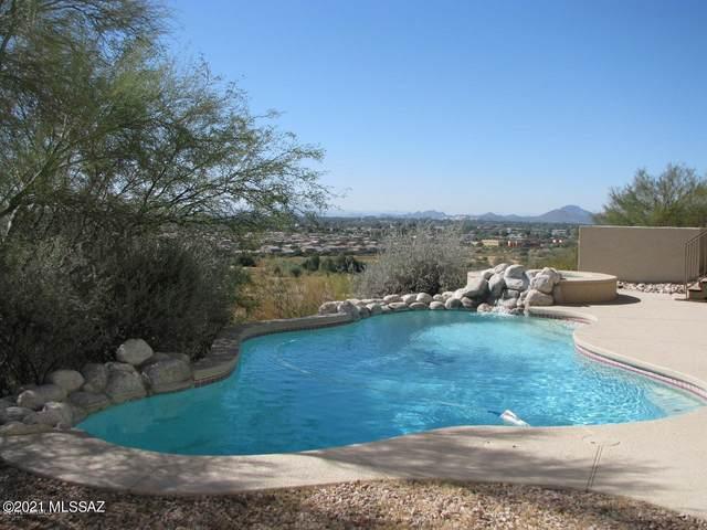 4491 E River Oak Trail, Tucson, AZ 85718 (#22126970) :: Gateway Partners International