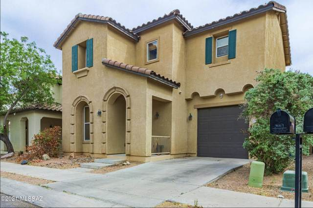 7630 E Ocotillo Overlook Drive, Tucson, AZ 85710 (MLS #22126980) :: The Property Partners at eXp Realty