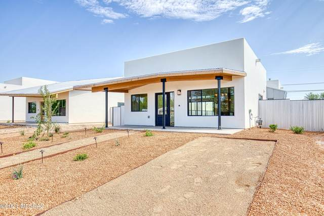 1518 E Waverly Street, Tucson, AZ 85719 (MLS #22126984) :: The Property Partners at eXp Realty