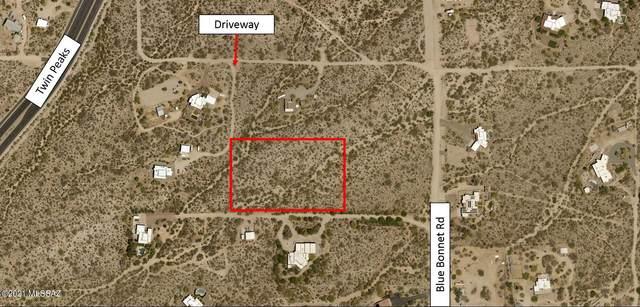 0 Parcel 3 Decker Road #3, Tucson, AZ 85742 (MLS #22126986) :: The Property Partners at eXp Realty