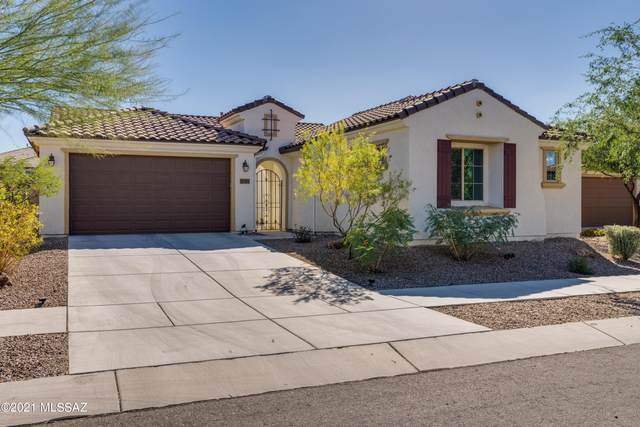 10994 E Lone Pine Place, Tucson, AZ 85747 (MLS #22126988) :: The Property Partners at eXp Realty