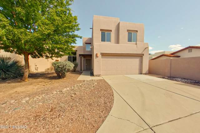 1295 W Seep Willow Place, Tucson, AZ 85737 (#22126996) :: The Local Real Estate Group | Realty Executives