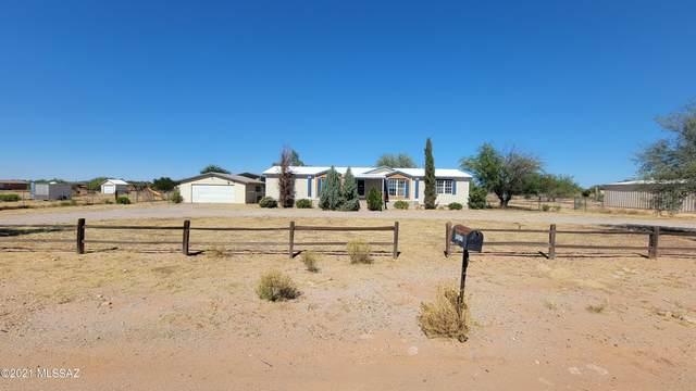 16900 W Jaguar Lane, Marana, AZ 85653 (#22127004) :: The Local Real Estate Group | Realty Executives