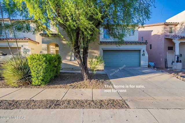 82 W Camino Rancho Lucido, Sahuarita, AZ 85629 (#22127009) :: Kino Abrams brokered by Tierra Antigua Realty
