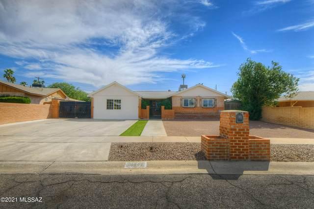6442 E Calle Pegaso, Tucson, AZ 85710 (MLS #22127011) :: My Home Group
