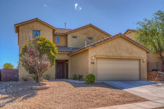 1055 S Limestone Street, Benson, AZ 85602 (MLS #22127012) :: The Property Partners at eXp Realty