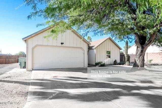 4652 Elkridge Drive, Tucson, AZ 85730 (MLS #22127025) :: My Home Group