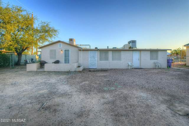 3909 S 14Th Avenue, Tucson, AZ 85714 (#22127027) :: Tucson Property Executives