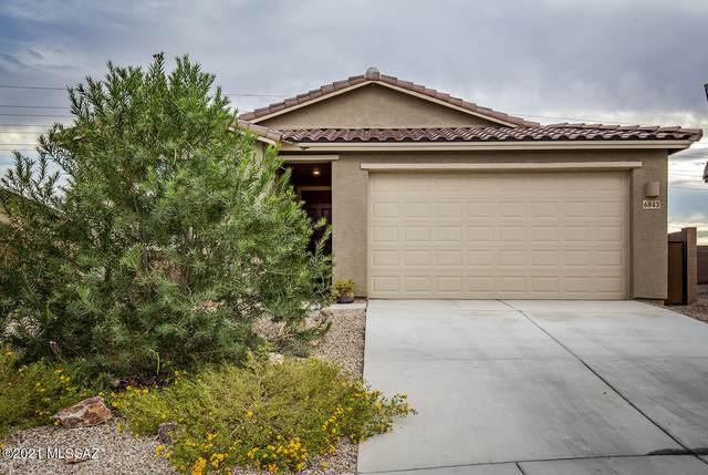 6843 W Canopus Loop, Tucson, AZ 85757 (MLS #22127028) :: My Home Group
