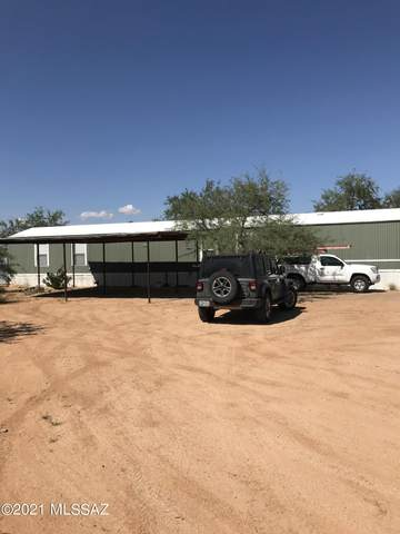 8758 S Cover View Road, Tucson, AZ 85736 (MLS #22127038) :: The Property Partners at eXp Realty