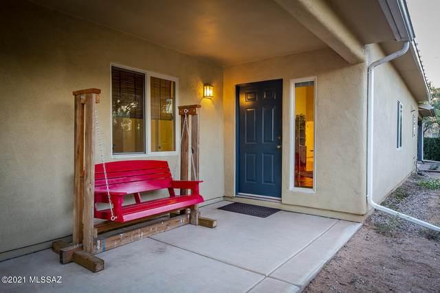 1621 N Stewart Avenue, Tucson, AZ 85716 (MLS #22127046) :: The Property Partners at eXp Realty