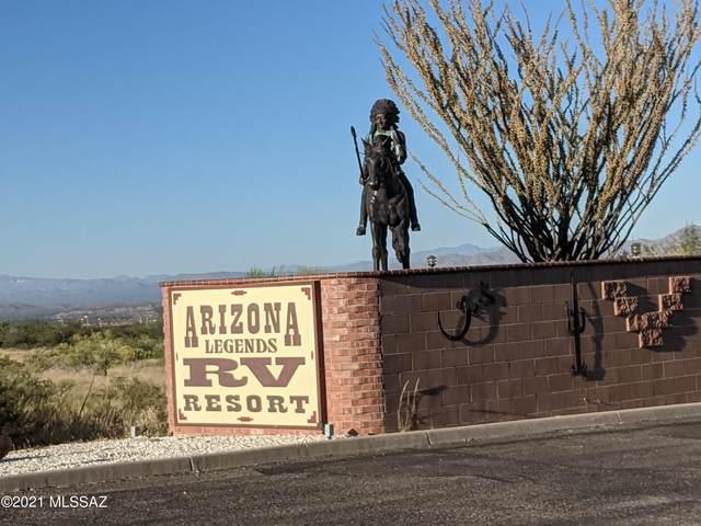 1915 Casa Del Rio Drive, Benson, AZ 85602 (MLS #22127048) :: The Luna Team