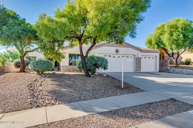 355 W Greys Road, Tucson, AZ 85737 (#22127049) :: The Local Real Estate Group | Realty Executives